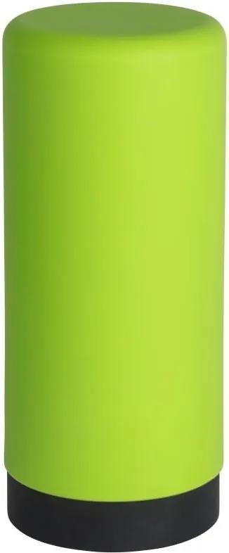 Dozator pentru detergenți Wenko Squeeze, 250 ml, verde
