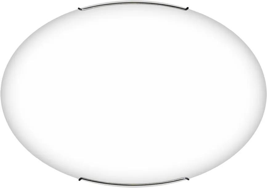 Top Light Oval/30/B - Plafoniera OVAL 2xE27/60W/230V