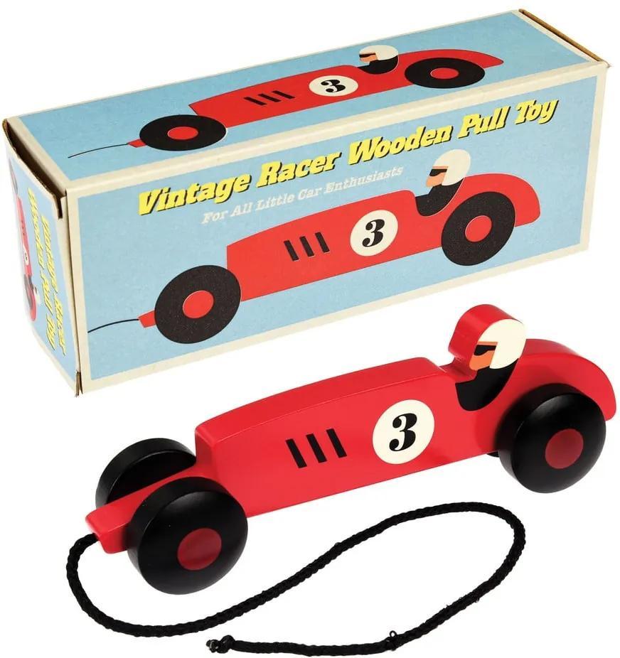 Mașinuță din lemn pentru copii Rex London Formule