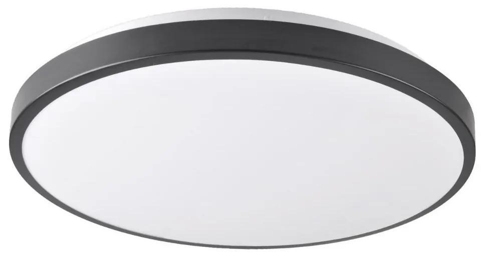 Plafonieră LED KERN LED/24W/230V negru