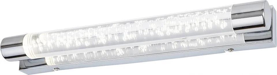 Rábalux Abbey 5787 Aplice perete pentru baie crom metal LED 2X5W 4000K IP44 A+