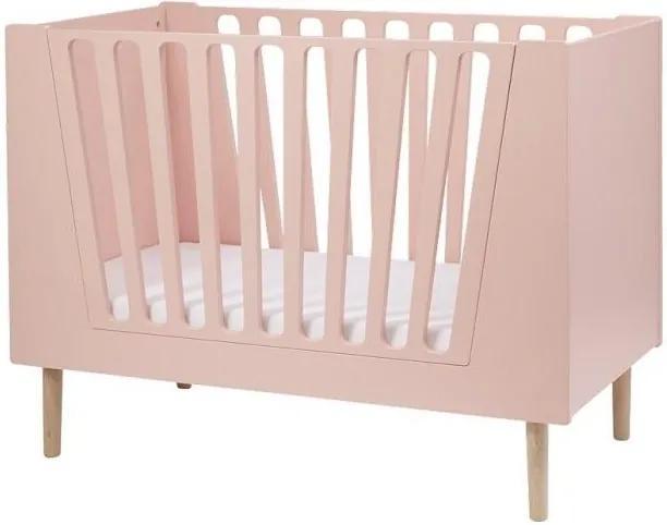 Patut pentru copii  60 x 120 cm - Roz