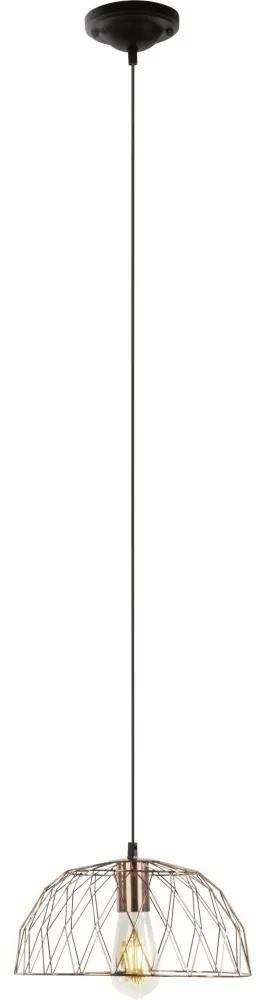 Brilliant - Lustră pe cablu FEODORA 1xE27/60W/230V