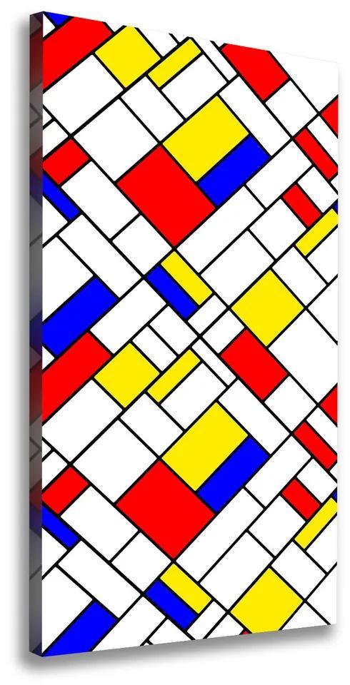 Tablou canvas Abstracțiune