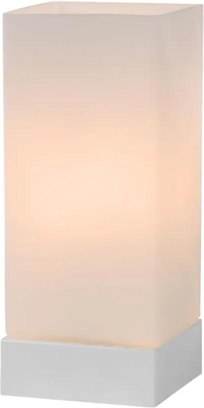 Lucide 71529/01/61 - Lampa de masa COLOUR-TOUCH 1xE14/40W/230V alb