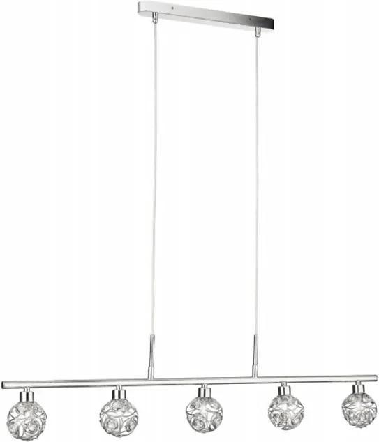 Philips Massive 37851/11/10 - Lampa suspendata coltJN 5xG9/42W