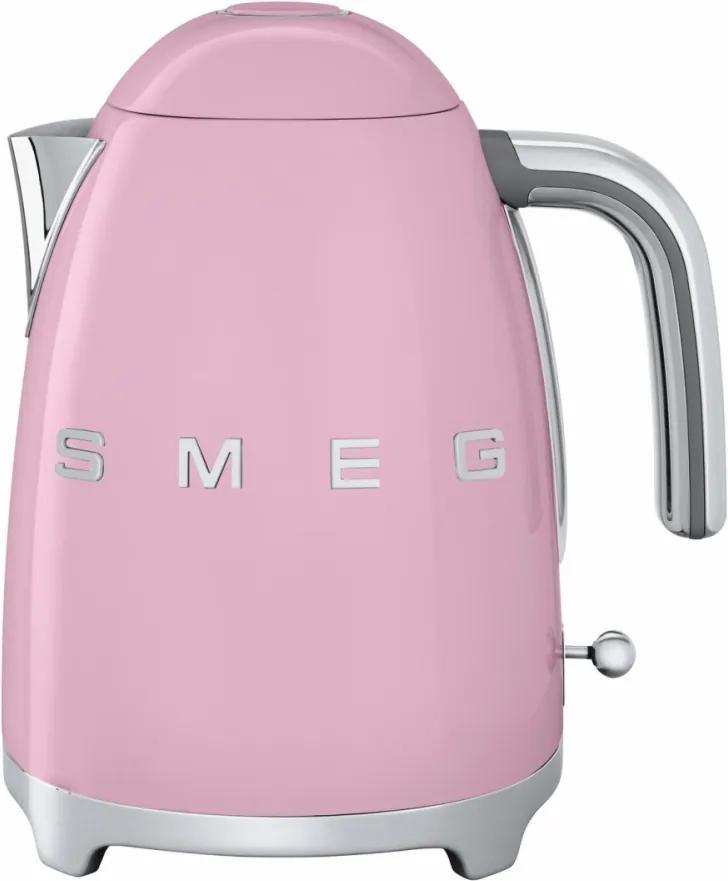 Fierbator de apa Smeg KLF01PKEU, roz