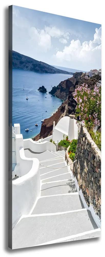 Print pe canvas Santorini, Grecia