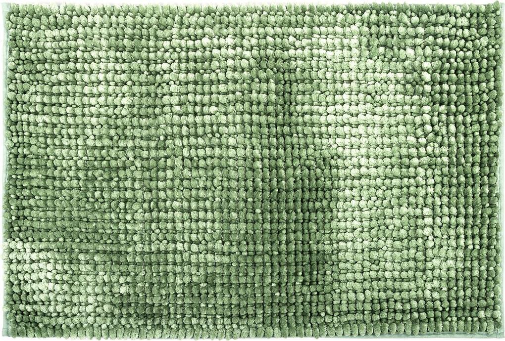 Covoraș de baie Ella micro, verde, 50 x 80 cm, 50 x 80 cm