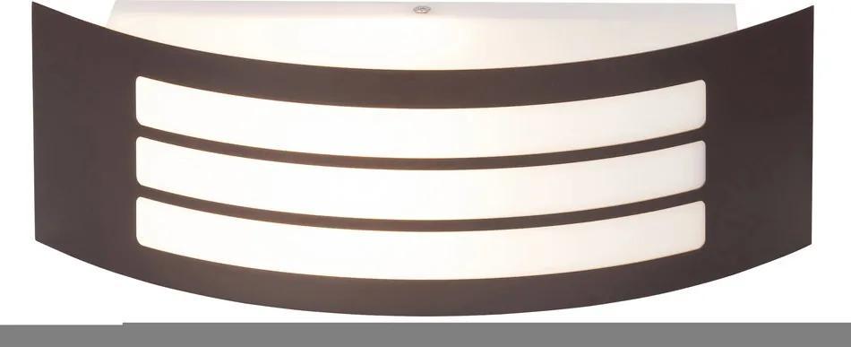 Rábalux Roma 8777 Aplice pentru iluminat exterior maro plastic E27 MAX 14W IP44