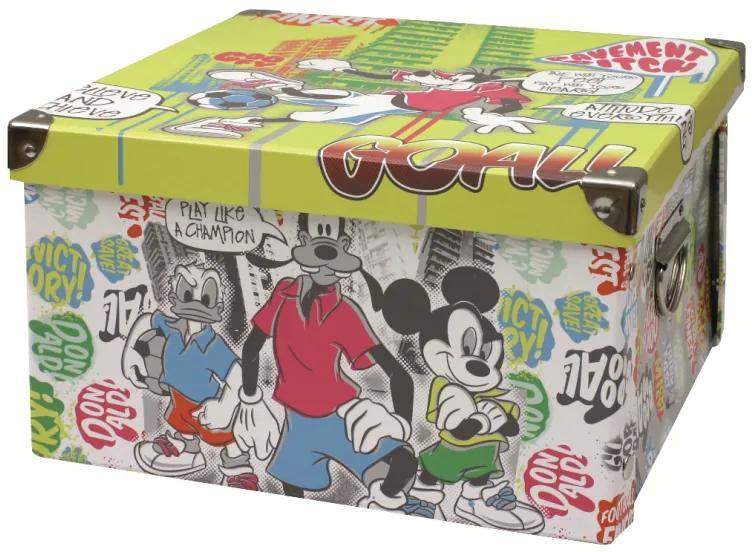 Cutie depozitare 31,5x18cm Mickey