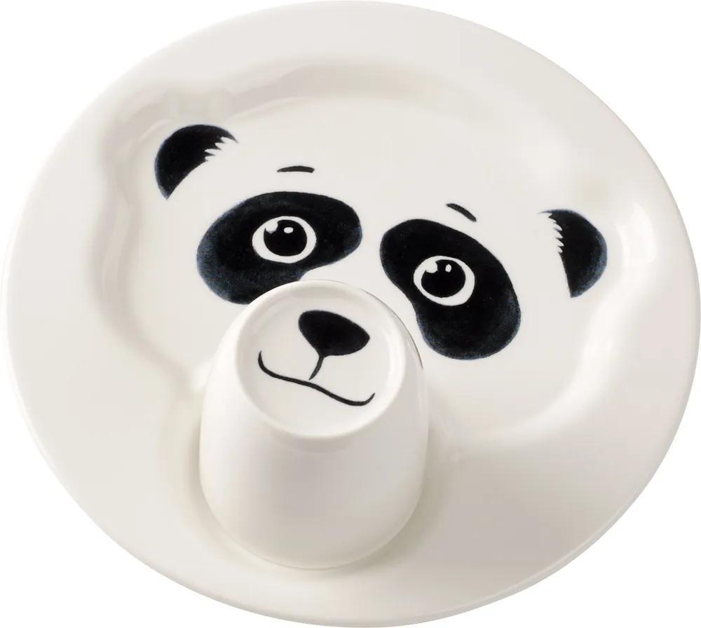 Farfurie cu cană, panda, colecția Animal Friends - Villeroy & Boch