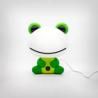 Veioza 1xE14 verde-alb Cute Pet 4 Kelektron 20 1 19 000 00 601