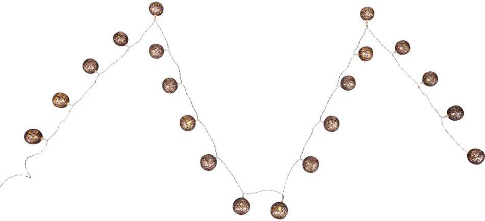Globo VENUTO 29957-20C Iluminat de Crăciun cupru 190 x 4 x 4 cm
