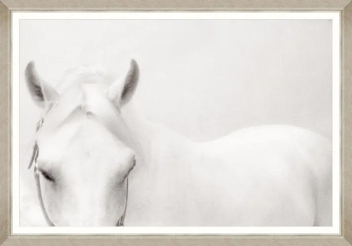 Tablou Framed Art Natural White