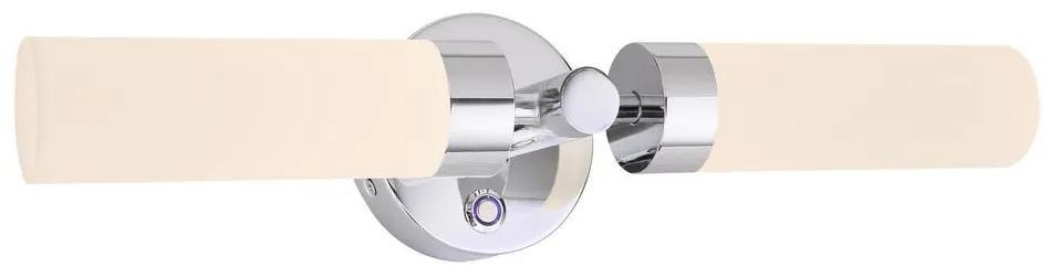 Globo 41504-2 - Aplică perete baie LED TASSA 2xLED/4W/230V IP44