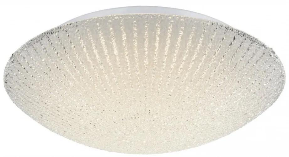 Plafoniera VANILLA V, 1 x LED, 18W, 1350lm, 3500K, 60V, Cromat