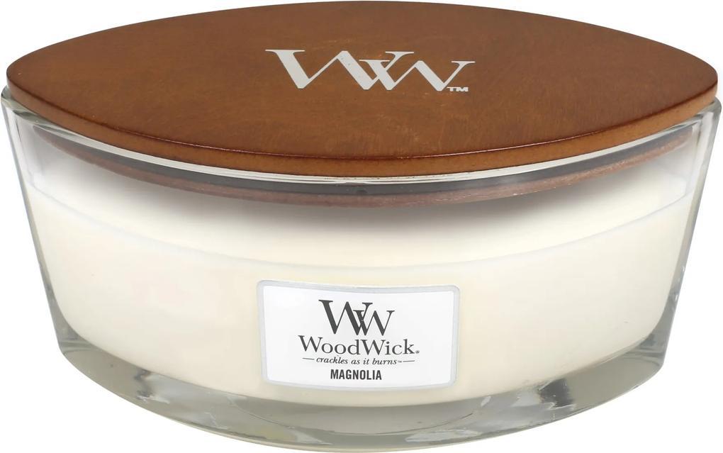 WoodWick lumanare parfumata Magnolia