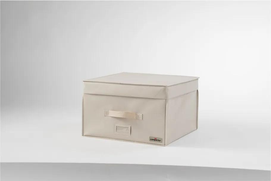 Cutie depozitare Compactor, lățime 42 cm, bej deschis