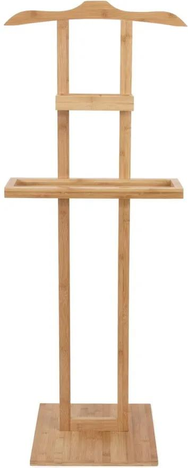 Valet din bambus pentru haine Compactor Range Wood