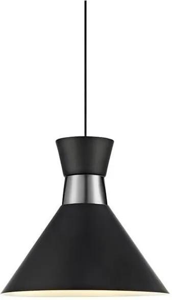 Lustră Markslöjd Waist, negru, 33 cm