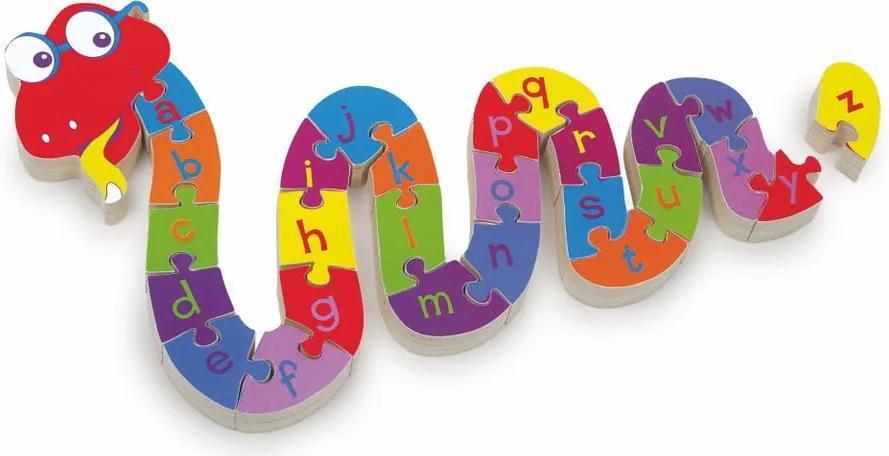 Puzzle educativ Legler ABC Snake