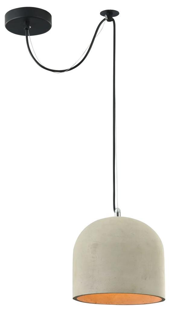 Pendul  Broni Maytoni E27, Negru, T451-PL-01-GR, Germania