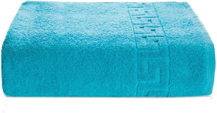 Prosop bumbac Kate Louise Pauline, 70 x 140 cm, albastru