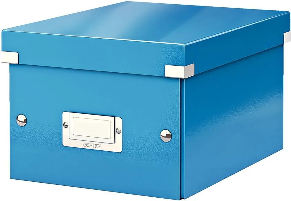 Cutie depozitare Leitz Universal, lungime 28 cm, albastru