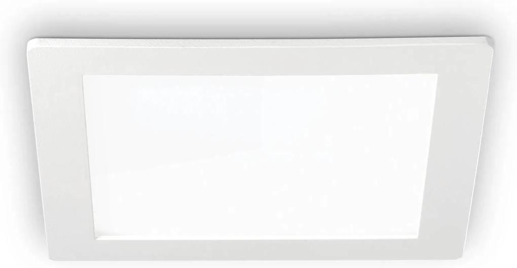 Spot-Incastrat-GROOVE-10W-SQUARE-3000K-123981-Ideal-Lux