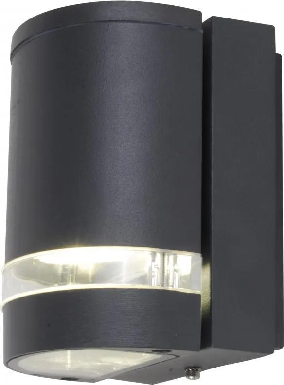 Lutec 5604101118 Aplice pentru iluminat exterior FOCUS gri închis aluminiu IP44 A