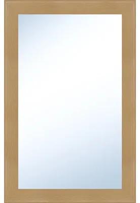 Oglinda perete Nizza stejar 30x50 cm
