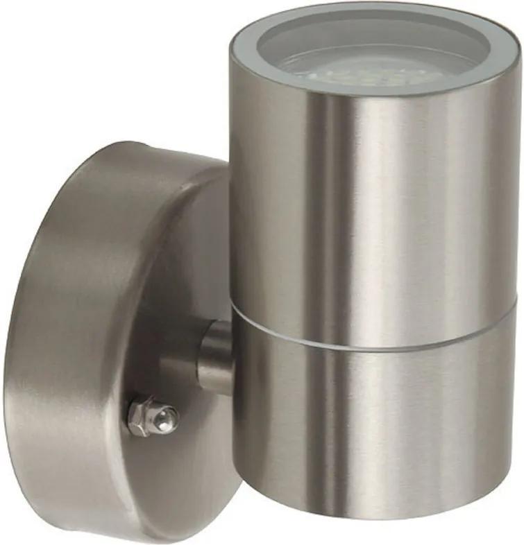 Kanlux Darsa 19120 Aplice de exterior oțel inoxidabil 1 x GU10 max. 35W 9,3 x 11,8 x 8,5 cm