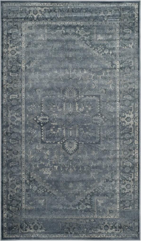 Covor Oriental & Clasic Maxime, Albastru, 100x140