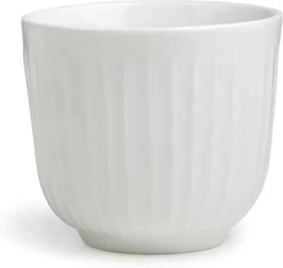 Cană Kähler Design Hammershoi, 200 ml, alb