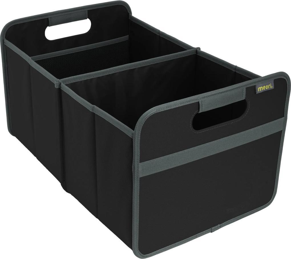 Cutie pliabila pentru depozitare Lava Black