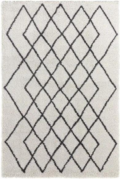 Covor Elle Decor Passion Bron, 160 x 230 cm, gri deschis