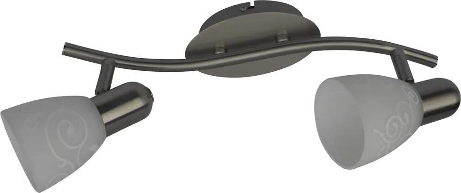 Rabalux 6636 - Lampa spot HARMONY LUX 2xE14/40W/230V