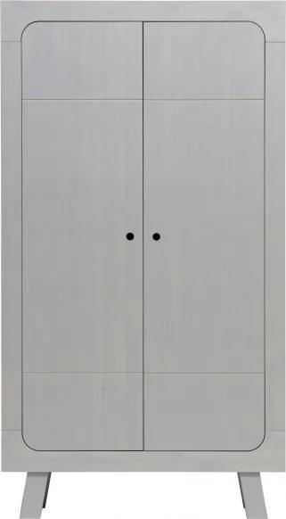 Dulap din pin Sammie 110x200 cm