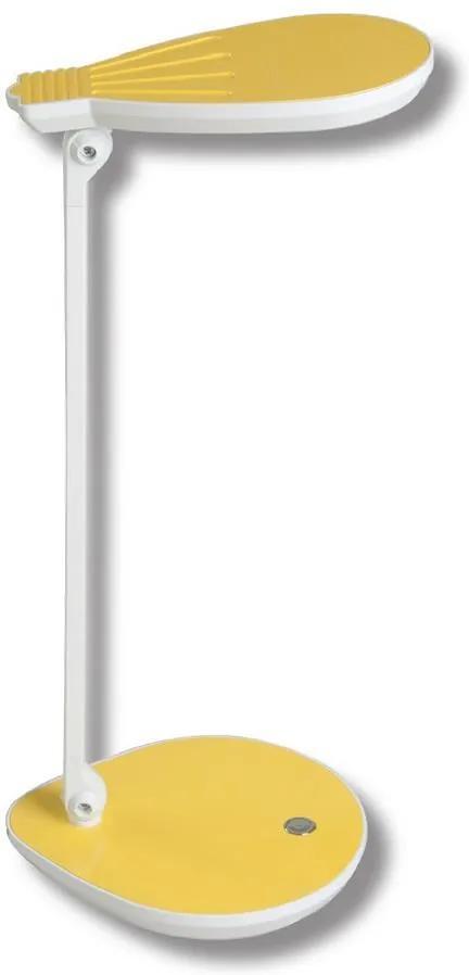 LED Lampă de masă L1666 SANDY 1xLED/5W/230V galben