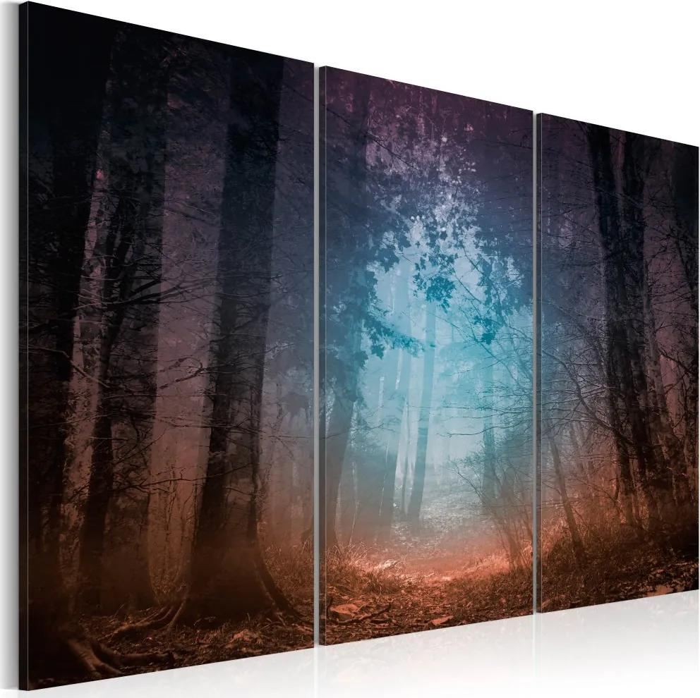 Tablou - Edge of the forest - triptych 60x40 cm