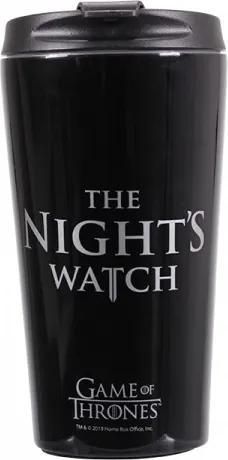Cana termos cu capac pentru cafea, Game Of Thrones - Night's Watch