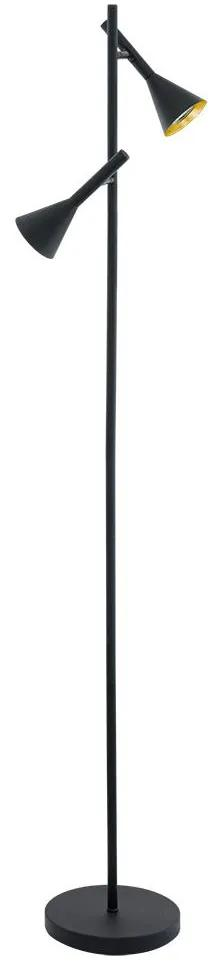 Eglo 97806 - Lampadar LED CORTADERAS 2xGU10/5W/230V