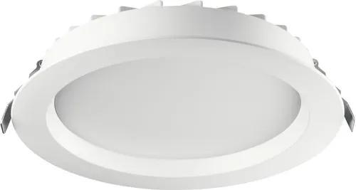 Spot incastrabil cu LED integrat Elia 25W Ø228 mm, alb