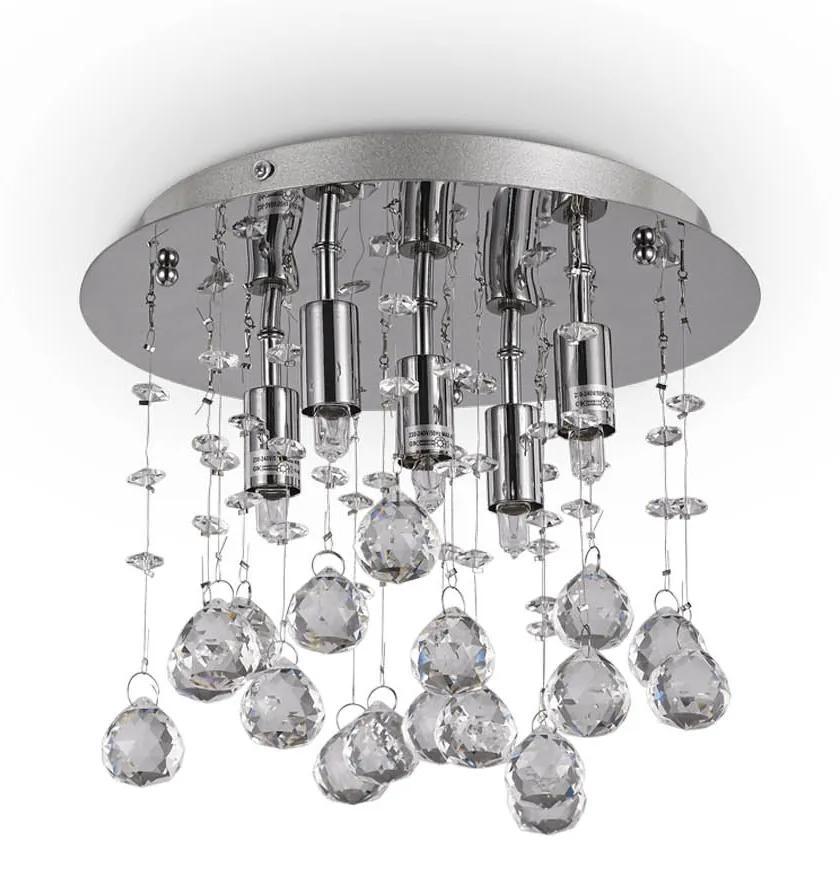 Lustra-Plafon-MOONLIGHT-PL5-CROMO-094649-Ideal-Lux