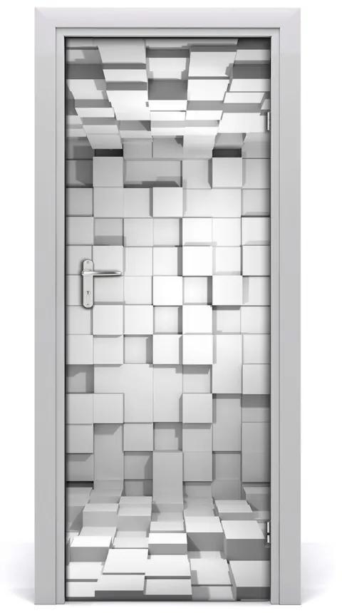 Autocolante pentru usi cuburi de perete