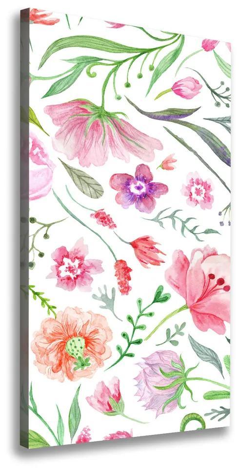 Print pe canvas Flori de câmp