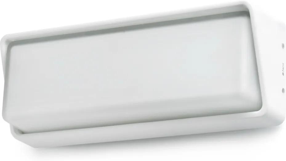 FARO 71536 - Corp de iluminat LED perete HALF 1xLED/20W/230V