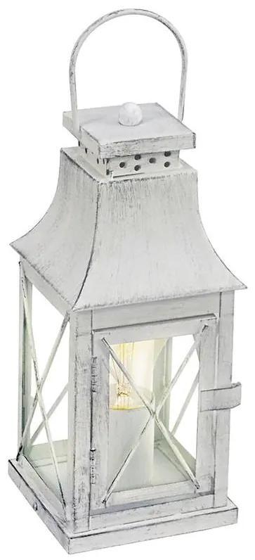 Eglo 49294 - Lampa de masa LISBURN 1xE27/60W/230V