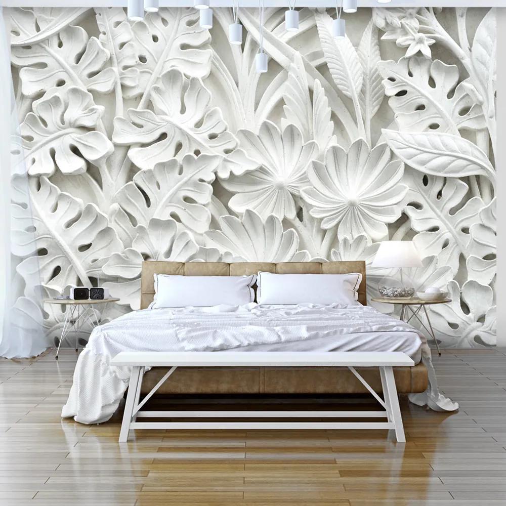 Fototapet Bimago - Alabaster Garden + Adeziv gratuit 300x210 cm